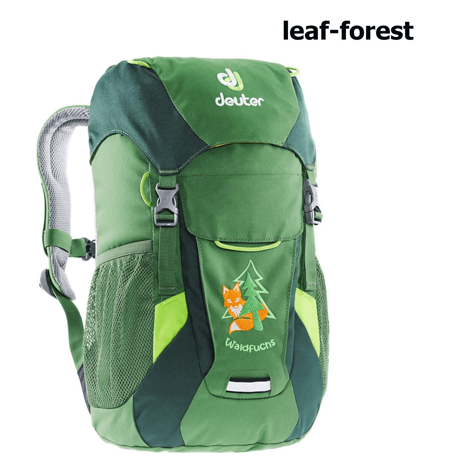 Deuter batoh Waldfuchs leaf forest