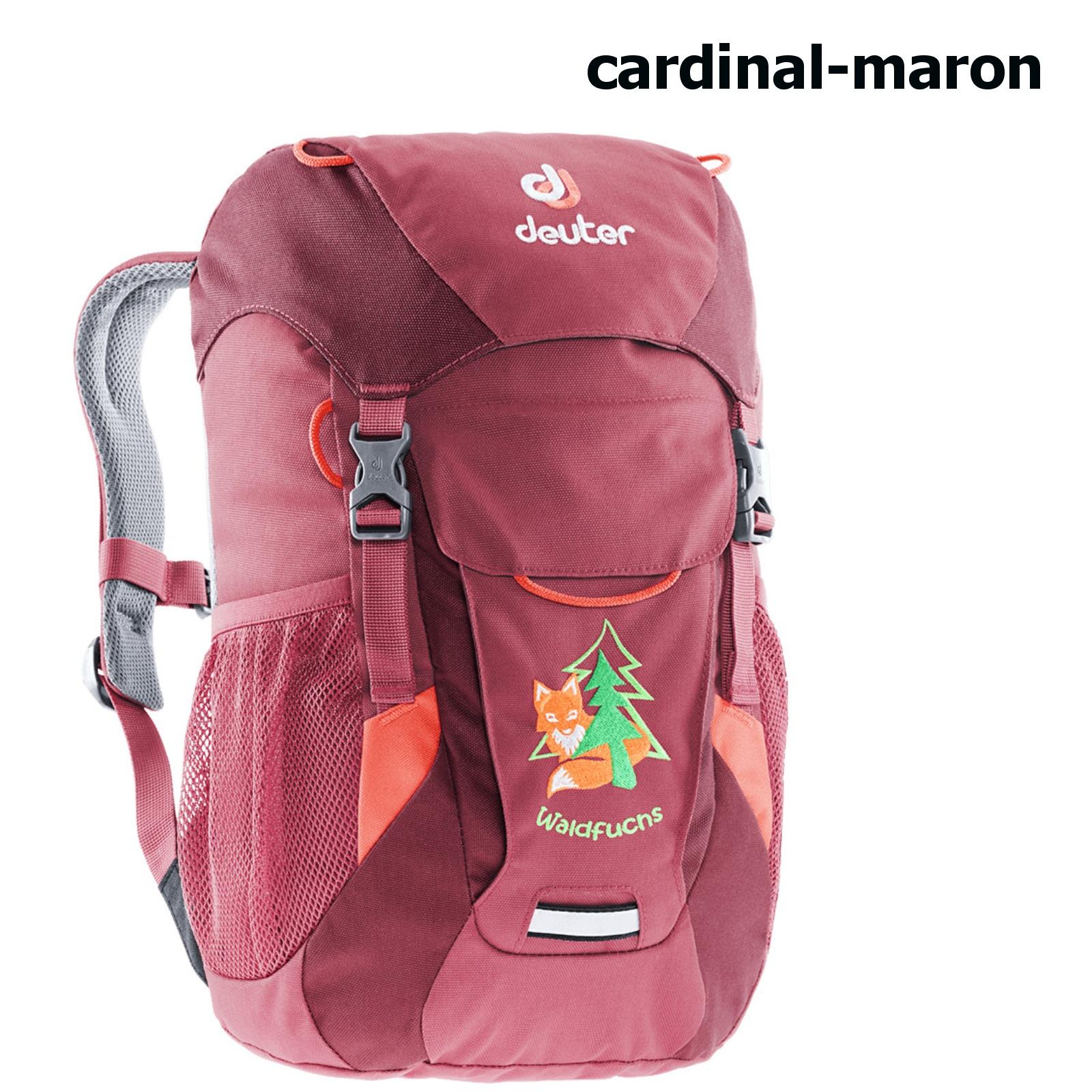Deuter batoh Waldfuchs cardinal maron