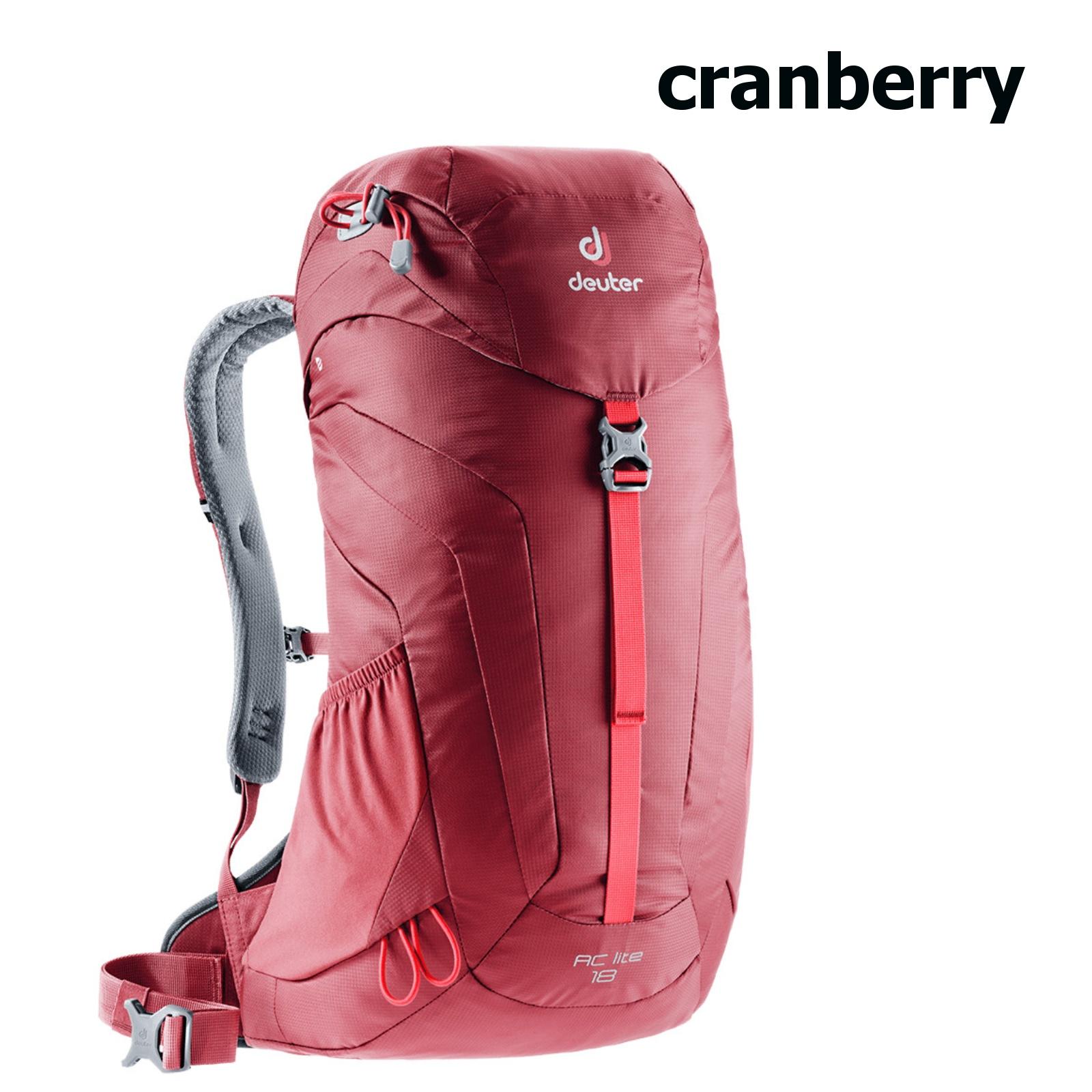 Deuter AC Lite 18 cranberry