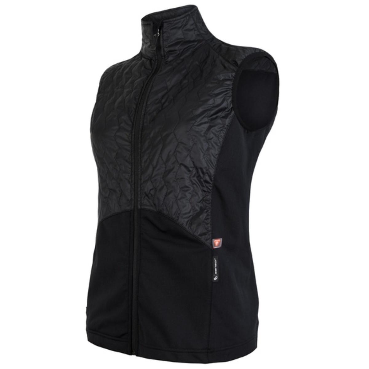 Sensor dámska vesta Infinity Zero čierna
