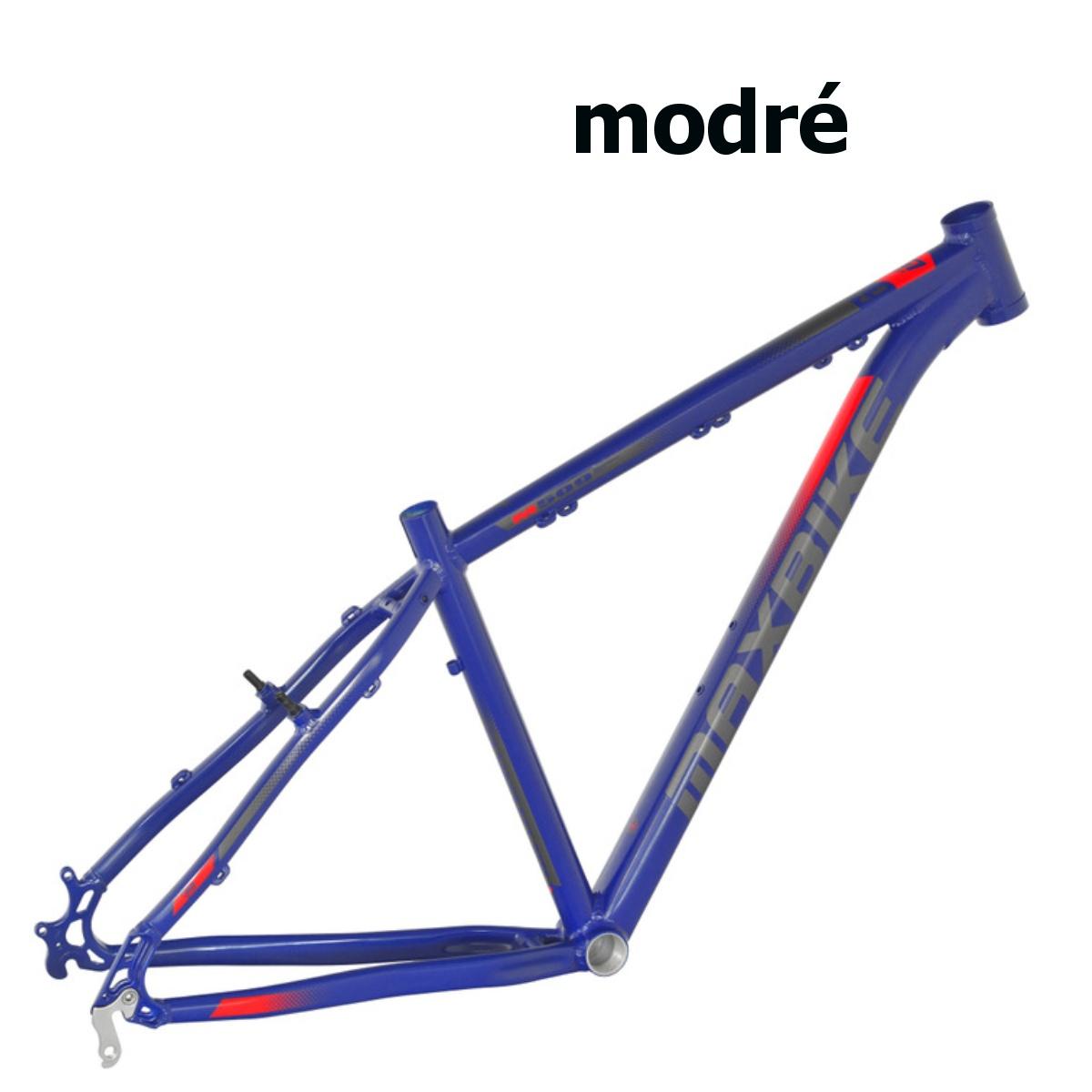 """Horský bicykel MAXBIKE Apo 29 modrý - veľ. rámu 17"""""""