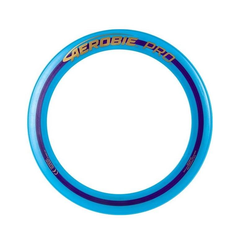 Frisbee - lietajúci kruh AEROBIE Sprint - modrý