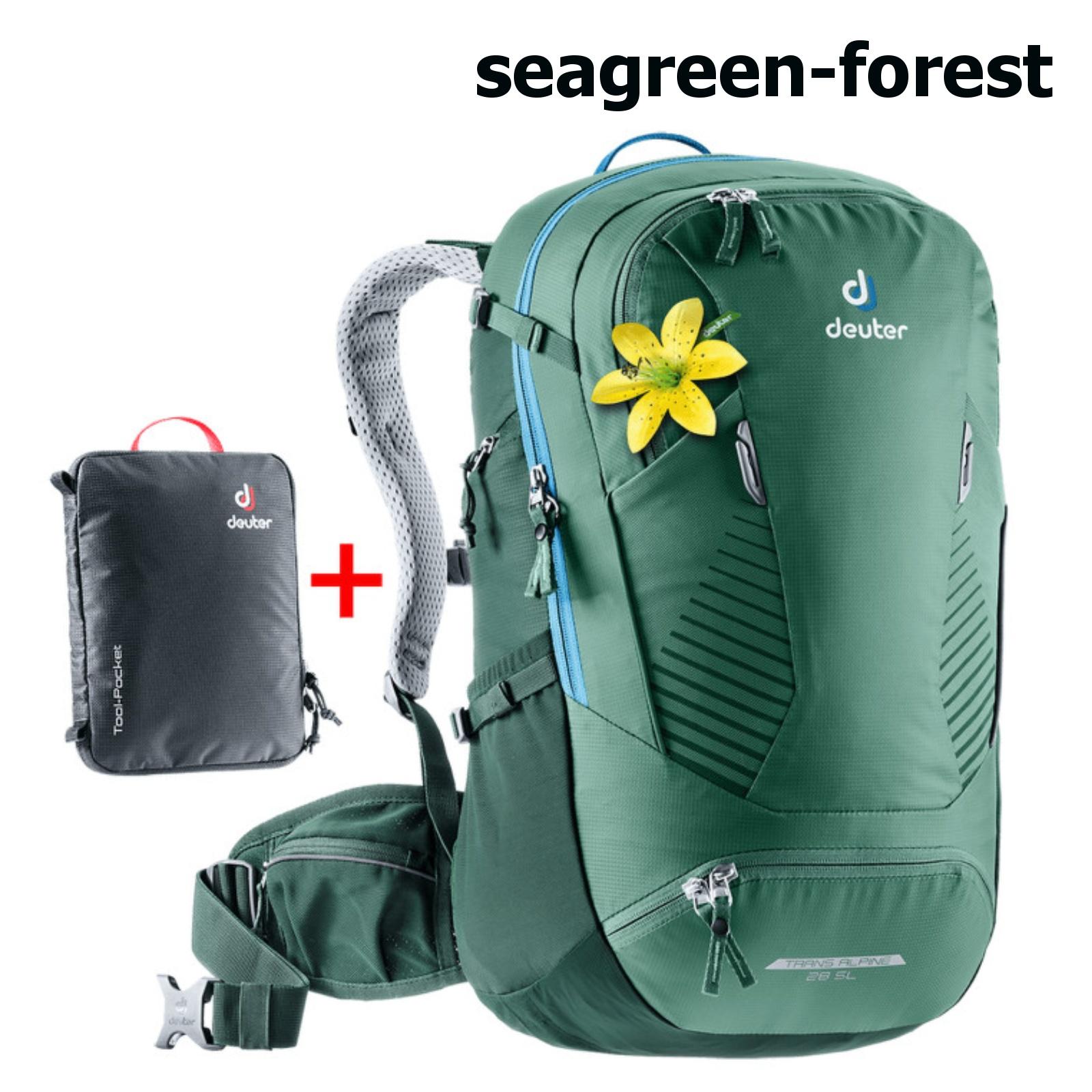 Deuter Trans Alpine 28 SL seagreen forest
