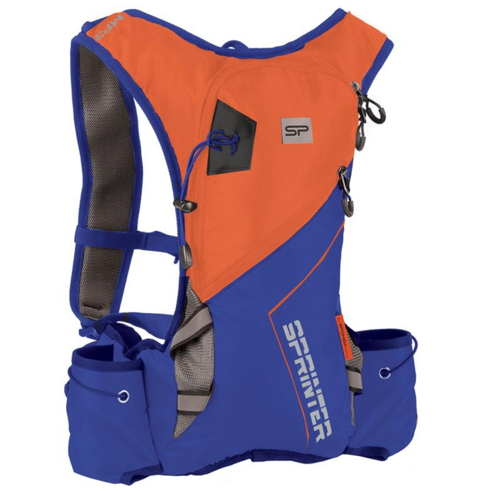 Batoh SPOKEY Sprinter 5L modro-oranžový