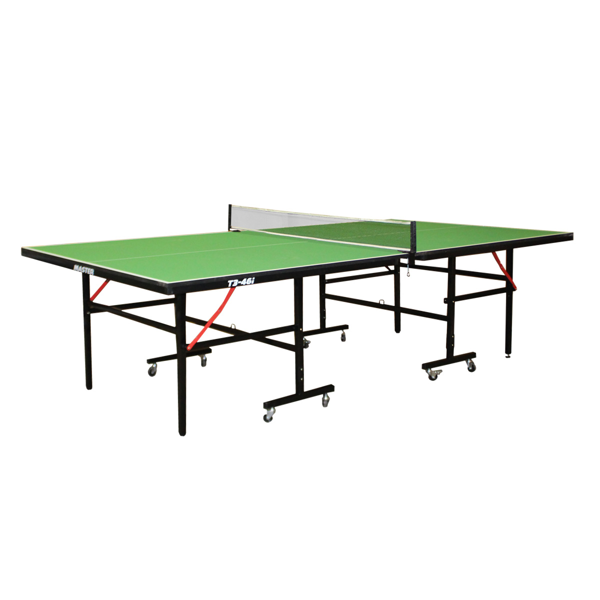 Stôl na stolný tenis MASTER T3-46i - zelený