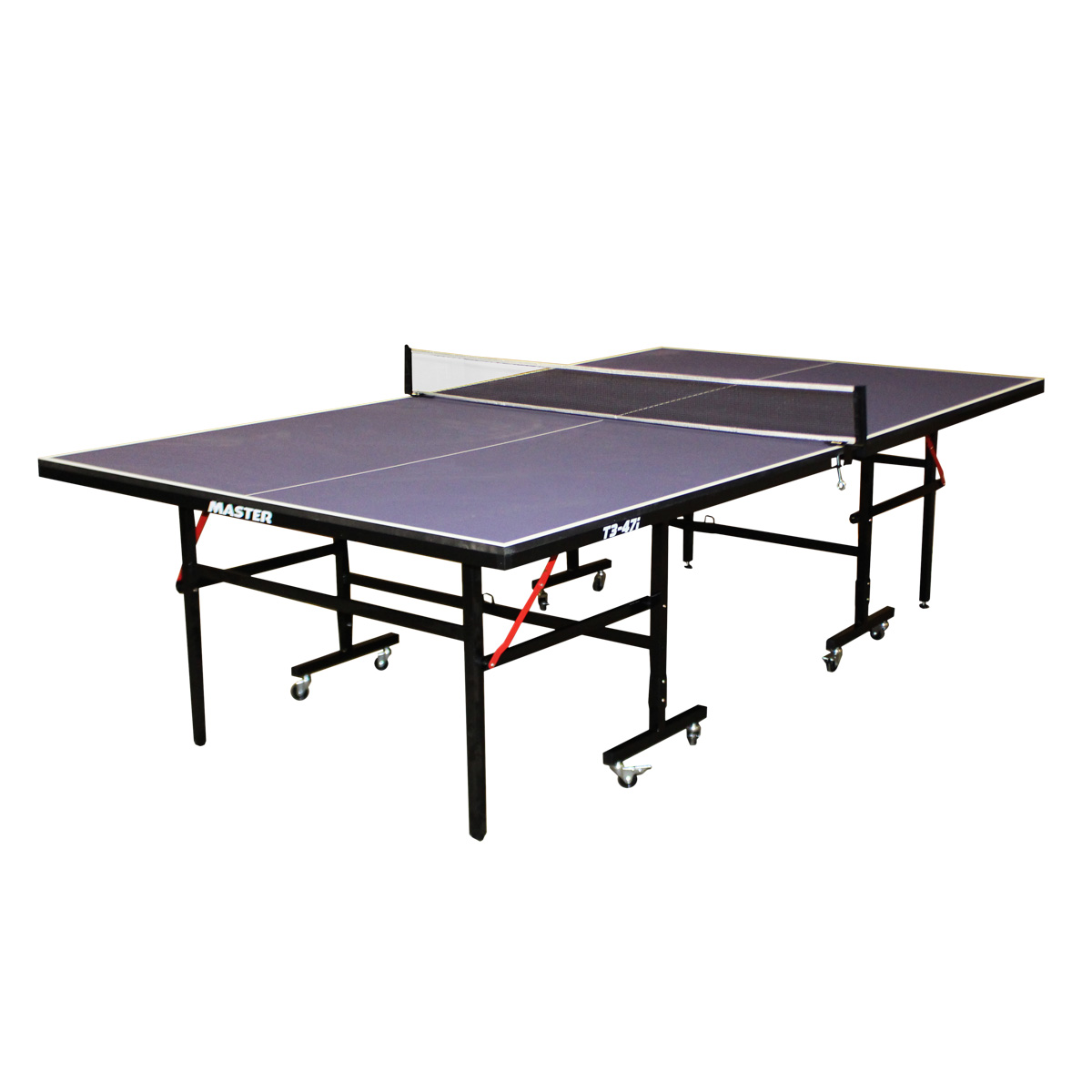 Stôl na stolný tenis MASTER T3-47i - modrý