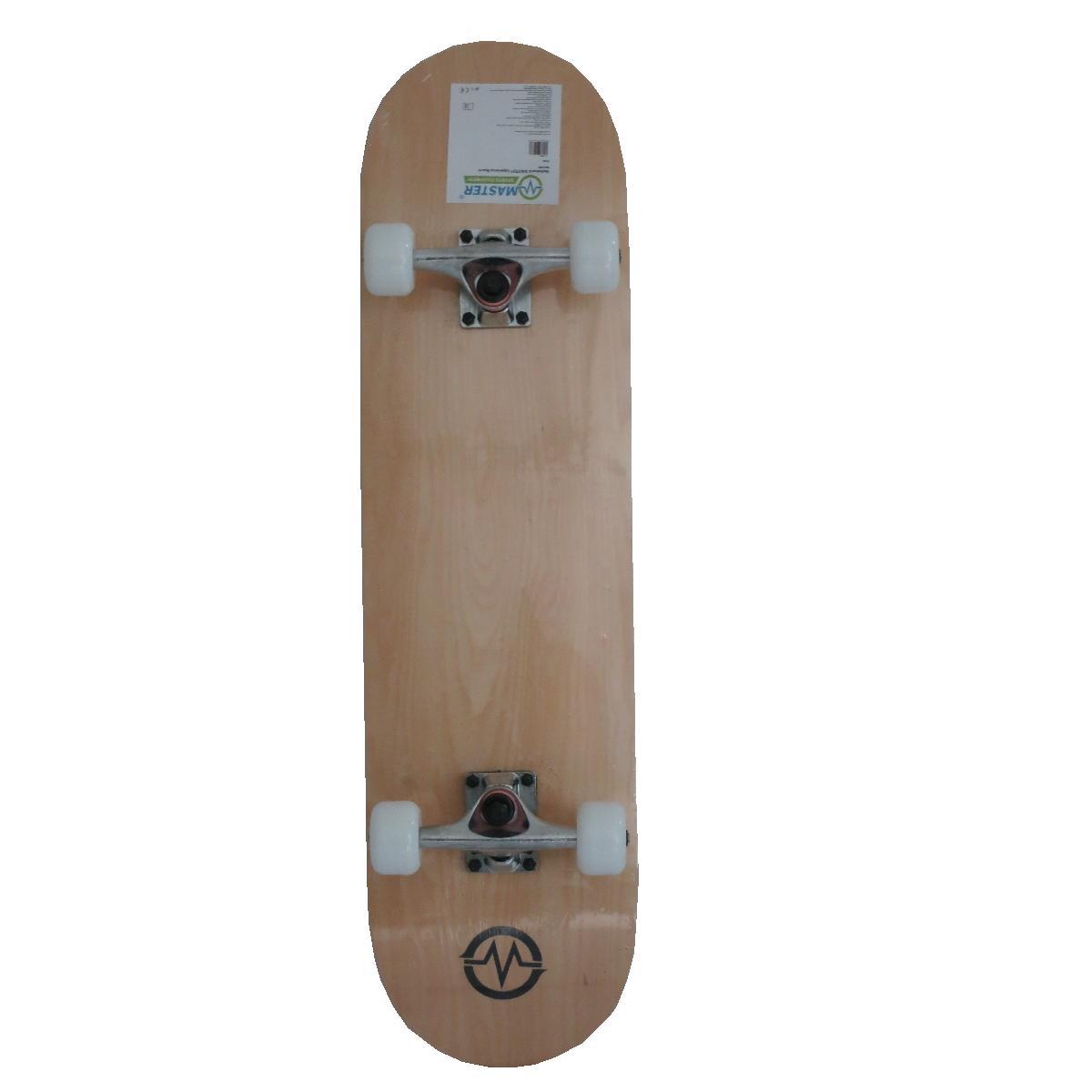 Skateboard MASTER Experience Board - wood