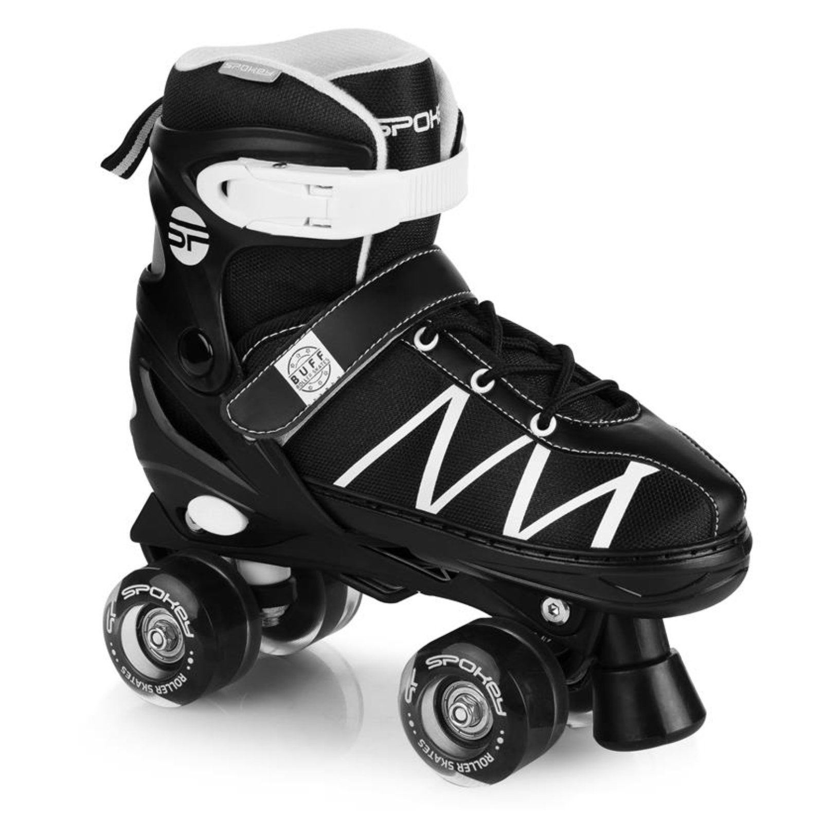 Trekové korčule SPOKEY Buff Pro čierno-biele