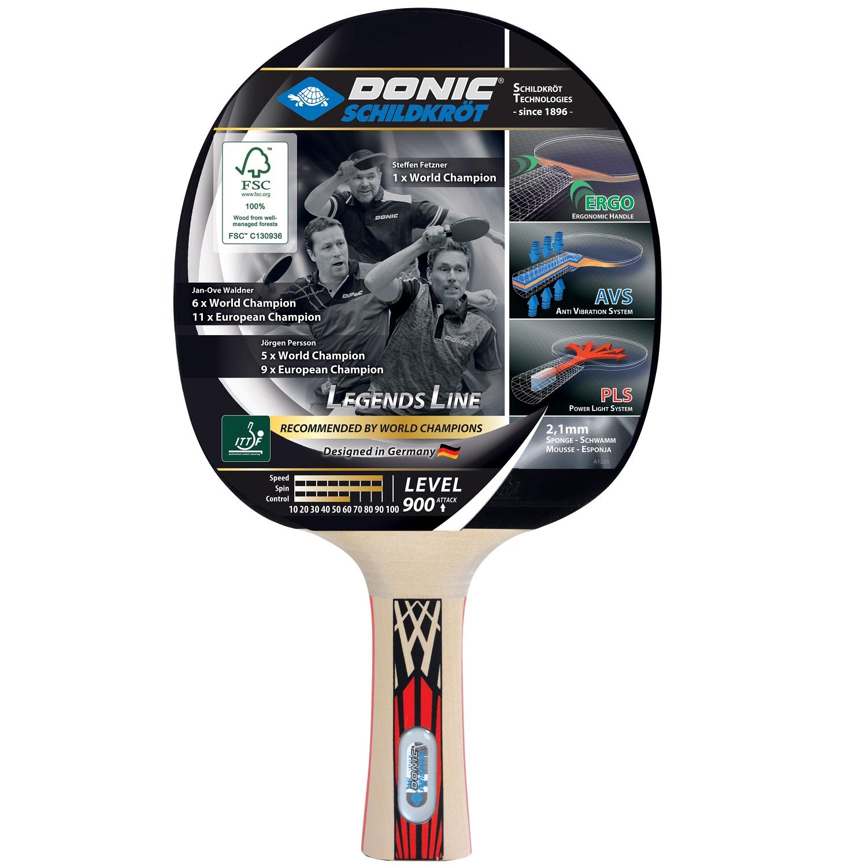 Raketa na stolný tenis DONIC Legends 900 FSC