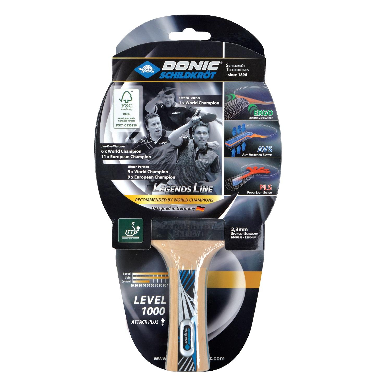 Raketa na stolný tenis DONIC Legends 1000 FSC