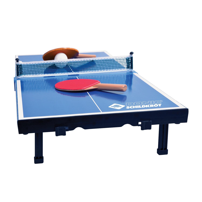 Set na stolný tenis so stolom SCHILDKROT Mini