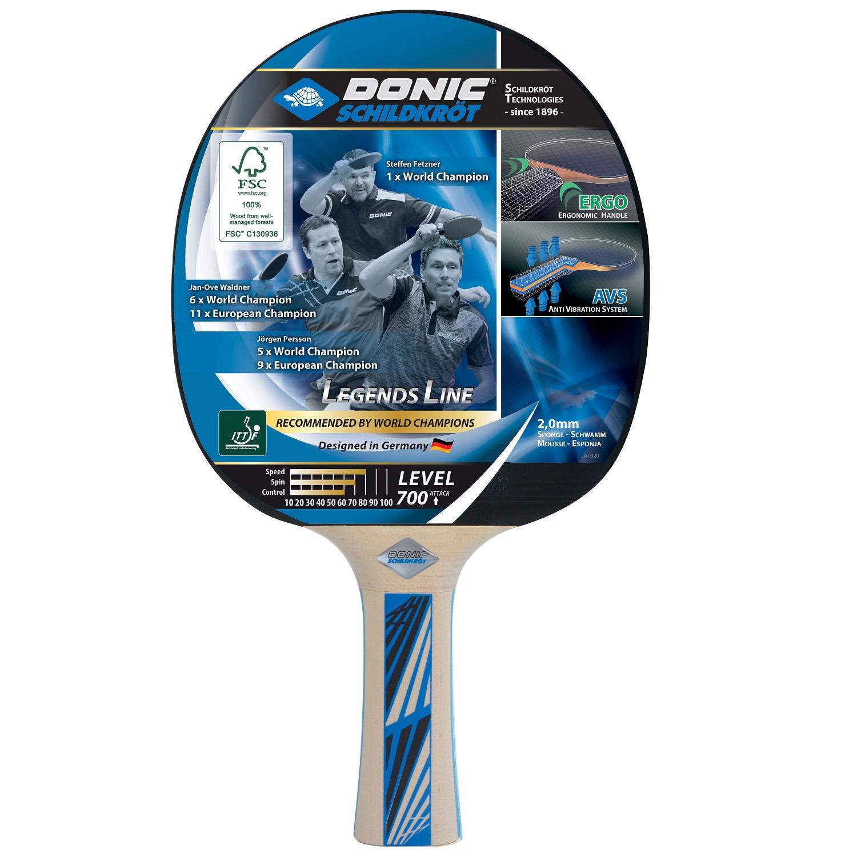 Raketa na stolný tenis DONIC Legends 700 FSC
