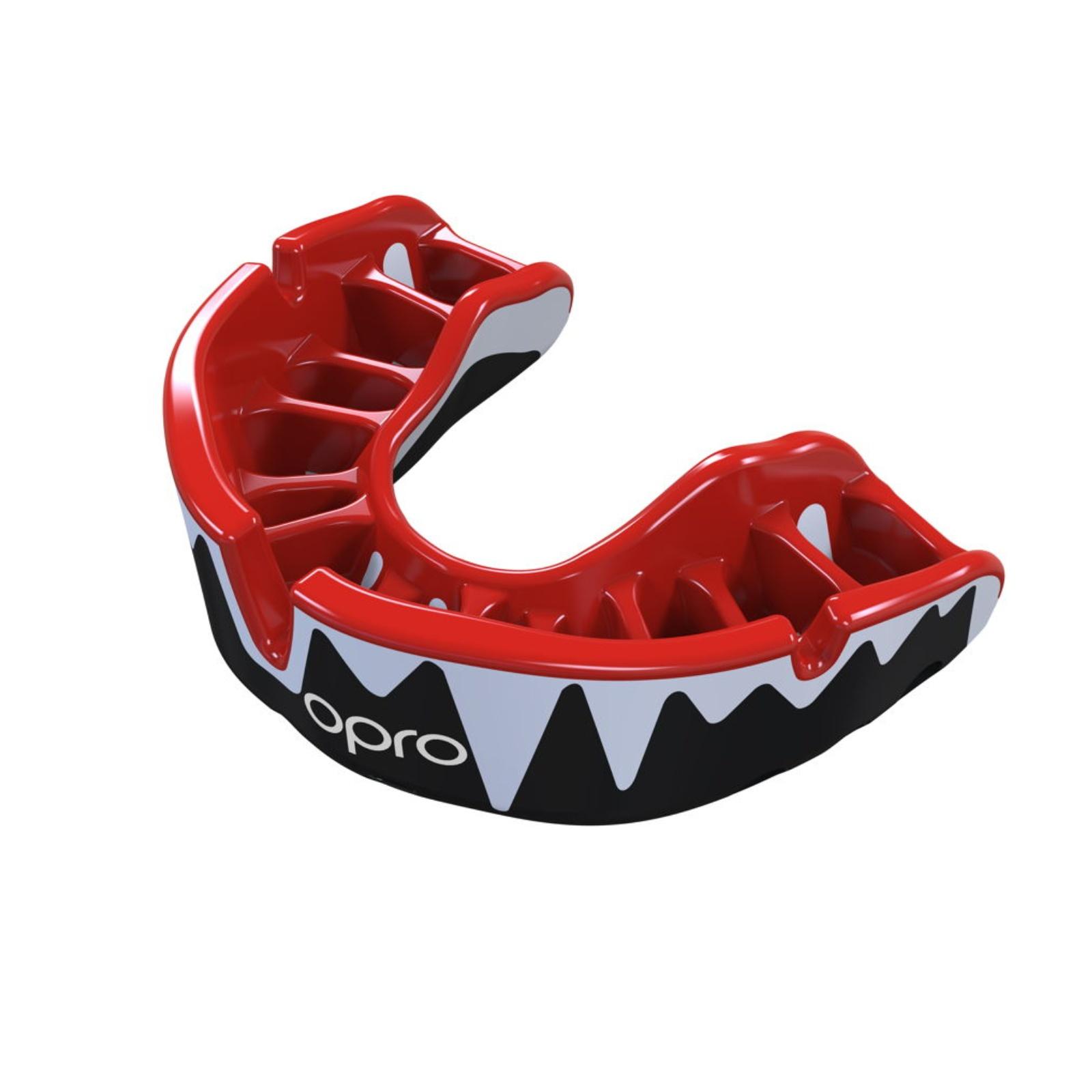 Chránič zubov OPRO Platinum senior