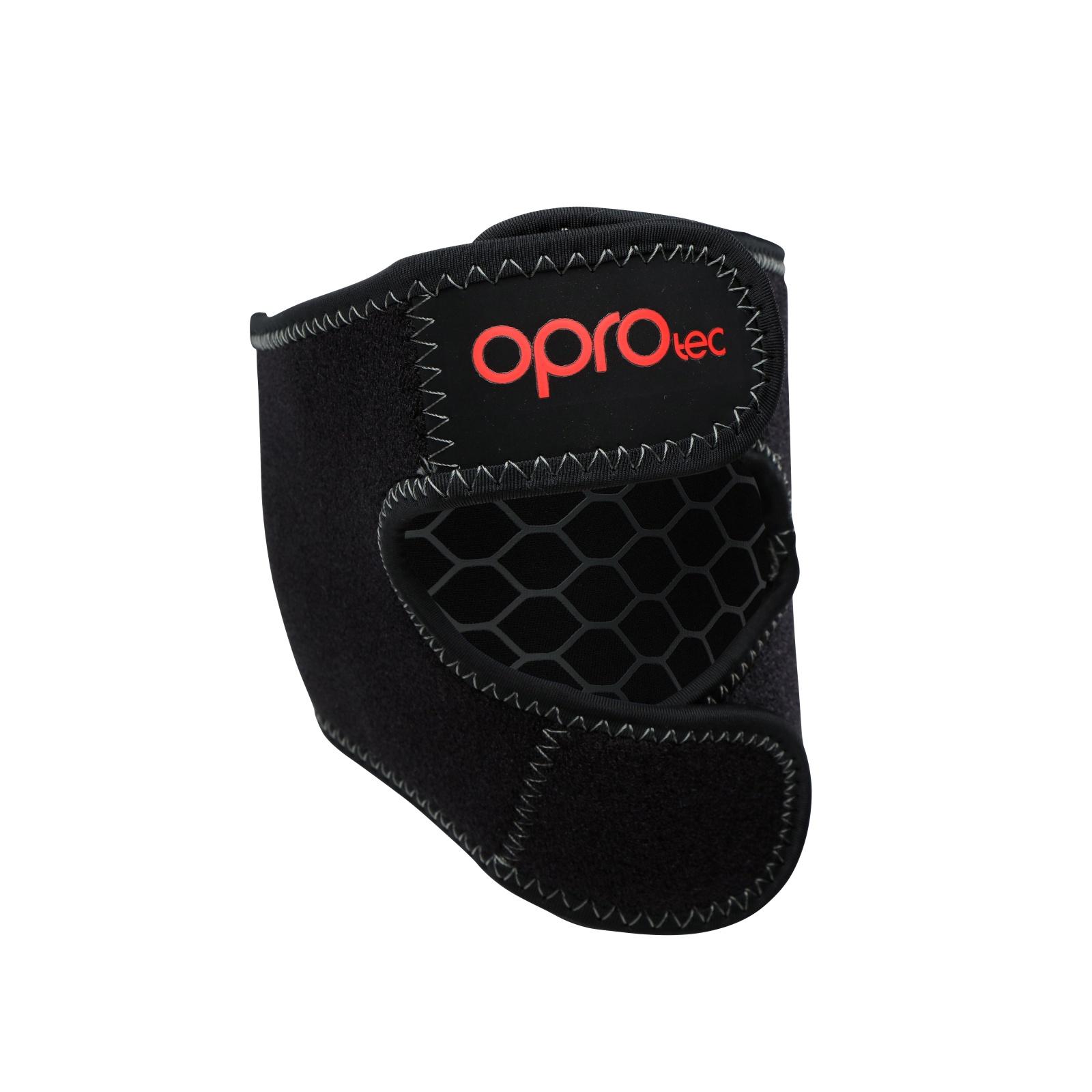 Ortéza na koleno s dvojitým pásikom OPROtec - L-XL