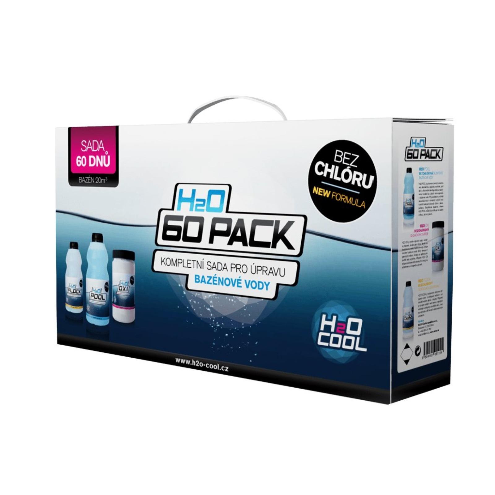 H2O 60 Pack sada