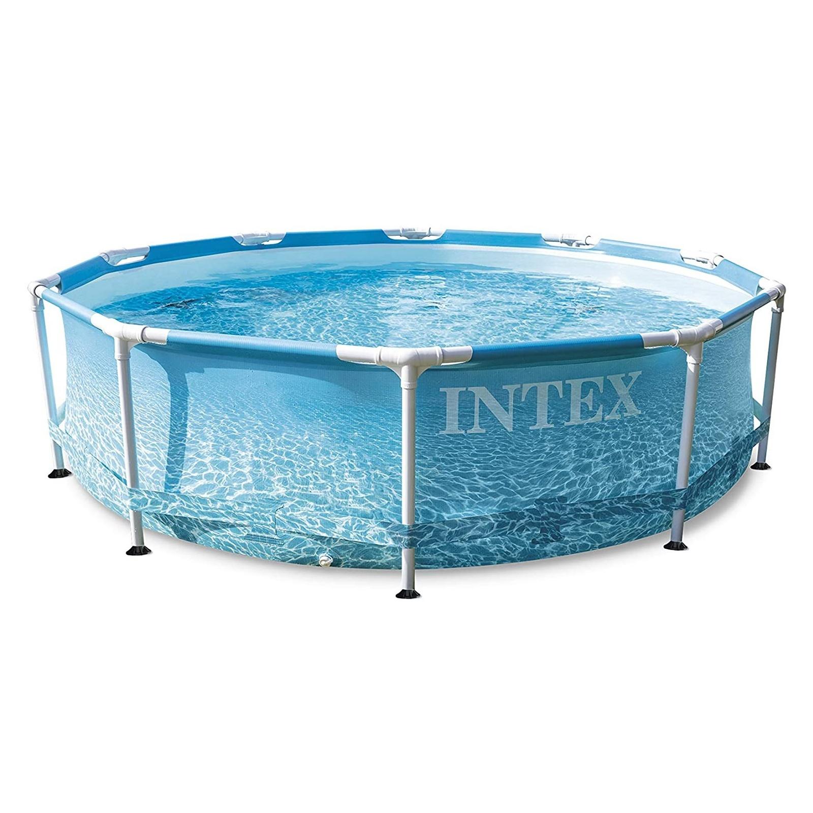 Bazén INTEX Beachside Metal Frame 305 x 76 cm