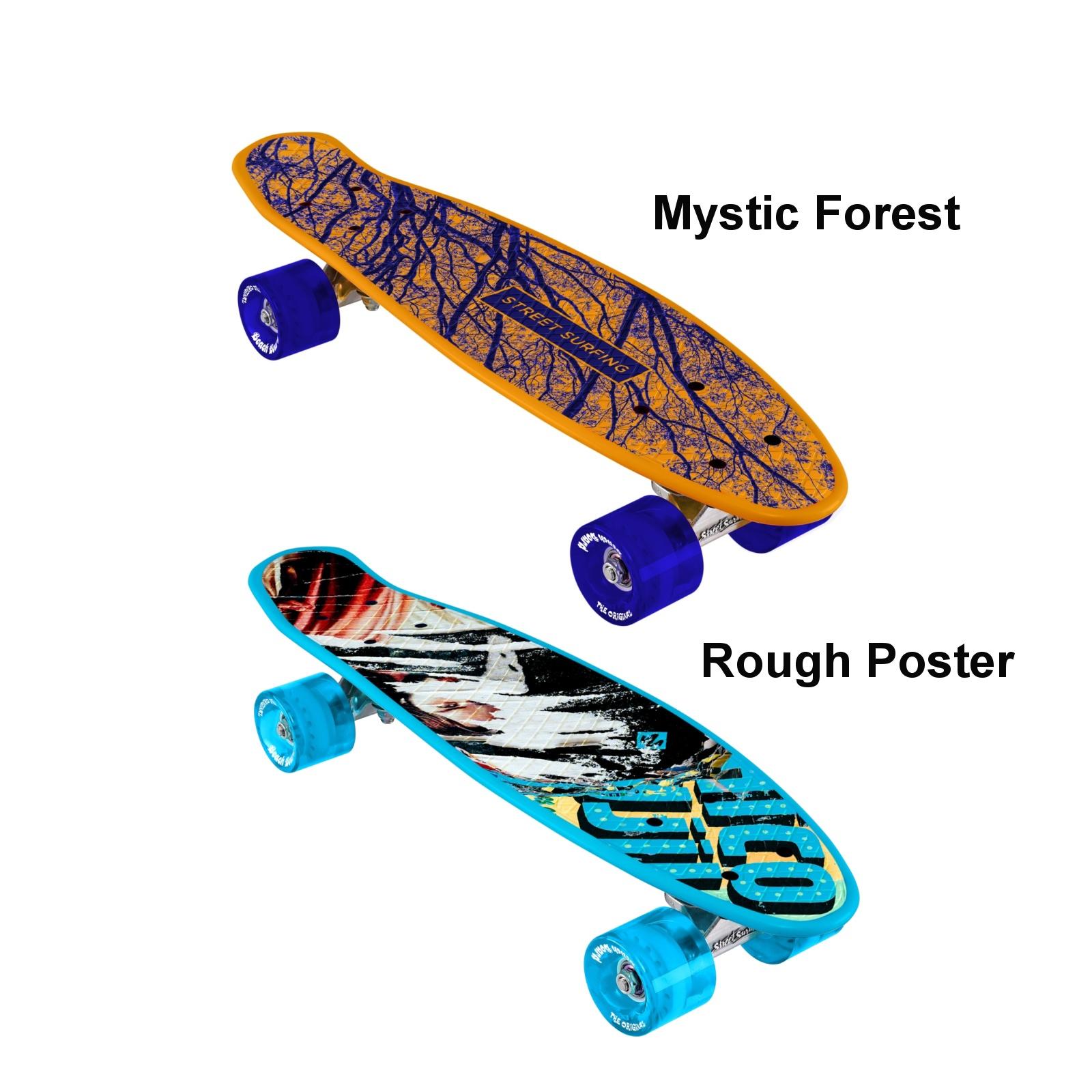 Skateboard STREET SURFING Beach Board Glow