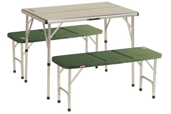 Kempingový stôl COLEMAN Pack-Away Table For 4