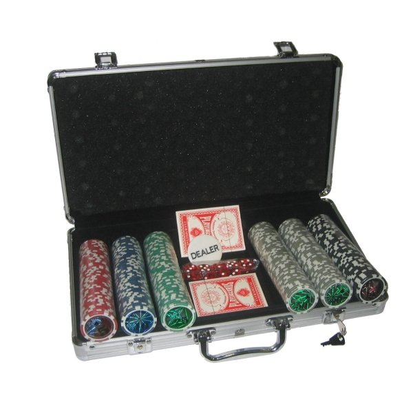Set poker lux