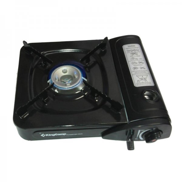 Campingový varič KING CAMP Gas Stove II