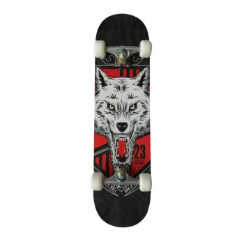 Skateboard MASTER Extreme Board - Wolf