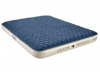 Nafukovací matrac COLEMAN Insulated Topper Airbed Double