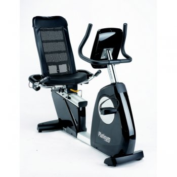 Recumbent bike TUNTURI Platinum