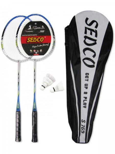 Bedmintonový set SEDCO Super 769