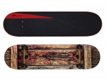 Skateboard SPOKEY Woodskate