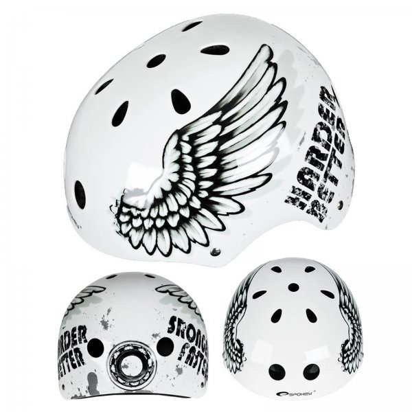 Helma na skateboard SPOKEY Angel - L