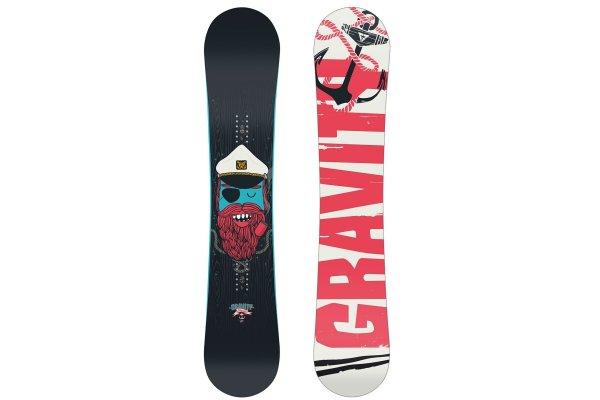Snowboard GRAVITY Empatic - 160