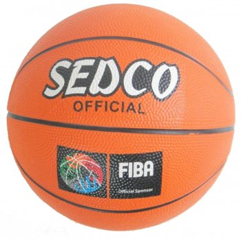 Basketbalová lopta SEDCO Orange Super 3