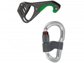Istiaci set MAMMUT Smart Belay Package