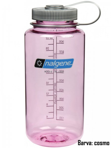 Fľaša NALGENE Wide Mouth 1 l - cosmo