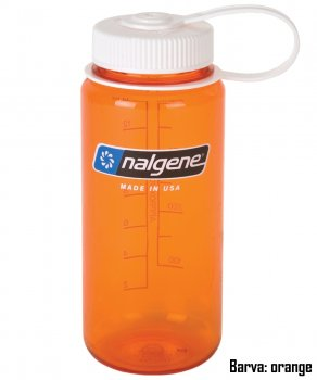 Fľaša NALGENE Wide Mouth 0,5 L