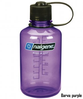 Fľaša NALGENE Narrow Mouth 0,5 L