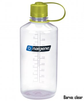 Fľaša NALGENE Narrow Mouth 1 L