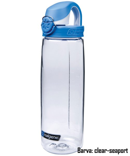Fľaša NALGENE OTF 0,7 l - clear-seaport