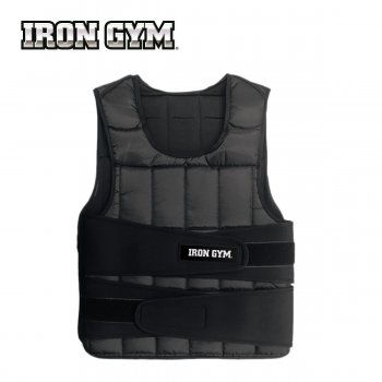 Záťažová vesta IRON GYM Weight Vest 10 kg