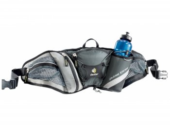 Ľadvinka DEUTER Pulse Three - granite-black