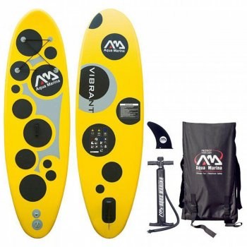 Paddleboard AQUA MARINA Vibrant Youth set