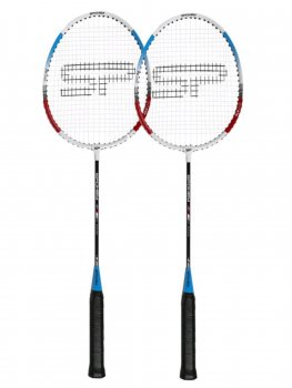 Badmintonový set SPOKEY Fit One II modrý