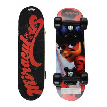 Skateboard SPARTAN Mini - Miraculous