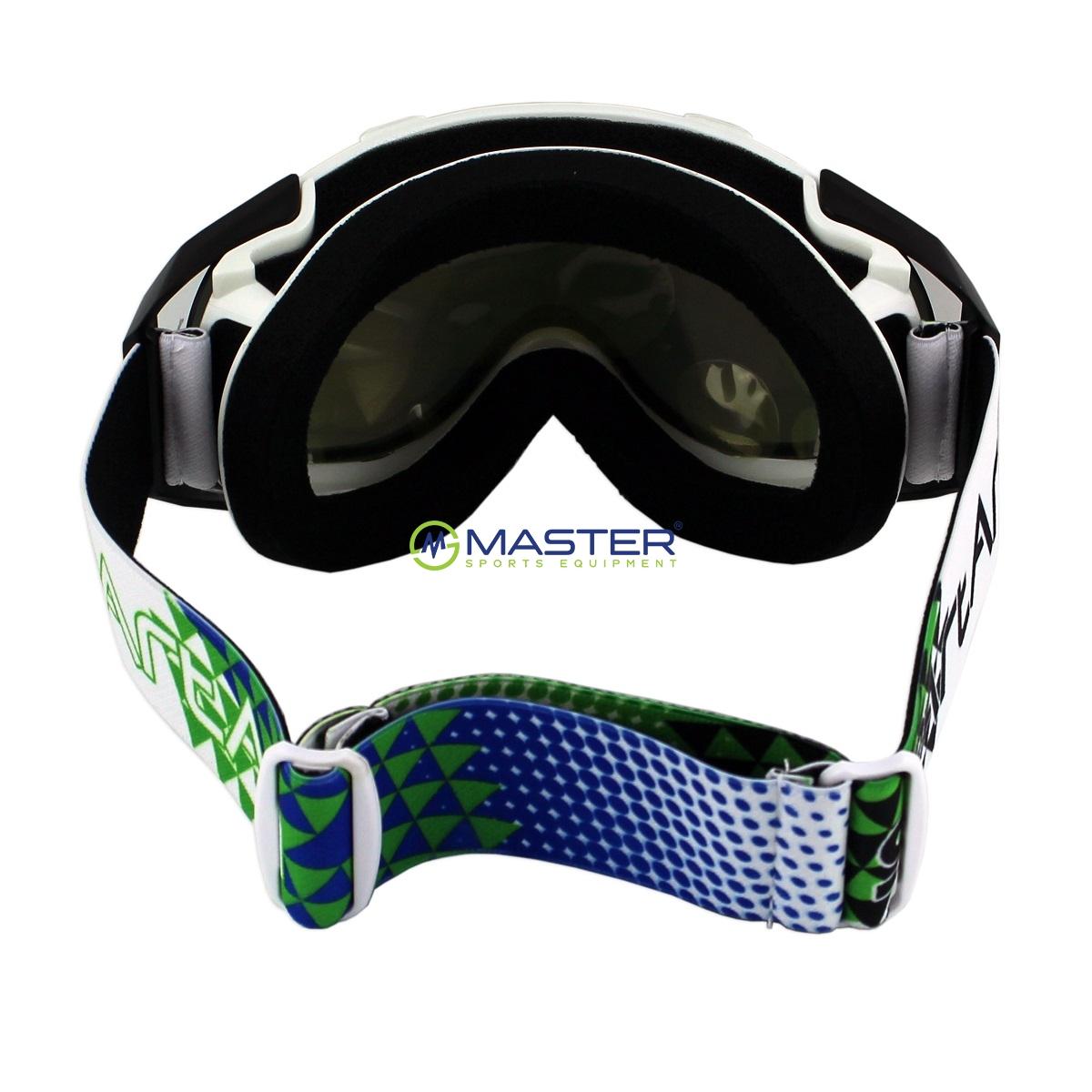 Lyžiarske okuliare SPARTAN Speed. Poslať odkaz e488df68542