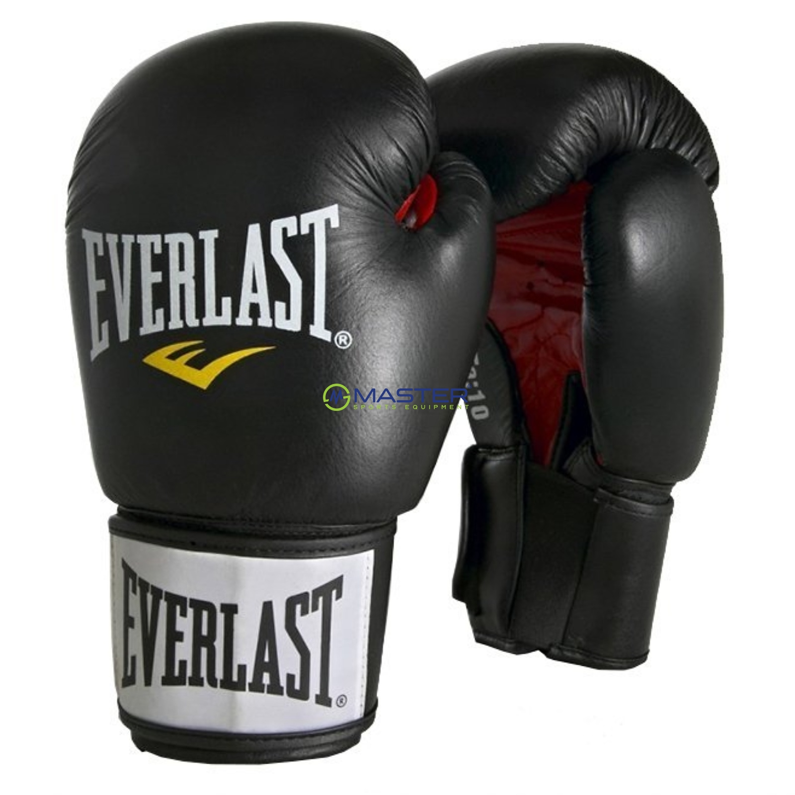 12edf5eb0 Boxerské kožené rukavice EVERLAST Moulded Ergo čierne. Poslať odkaz