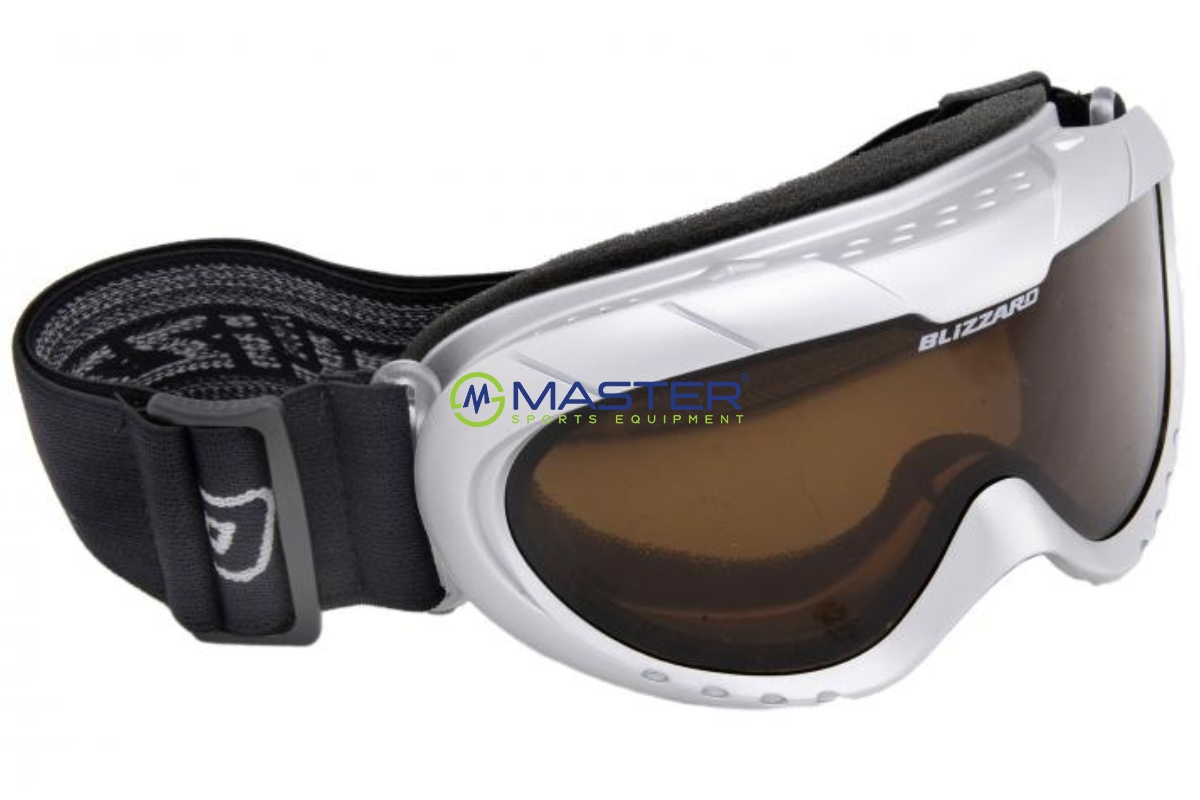 Lyžiarske okuliare Blizzard 902 DAO - junior - strieborné ... 38ae5644bfc