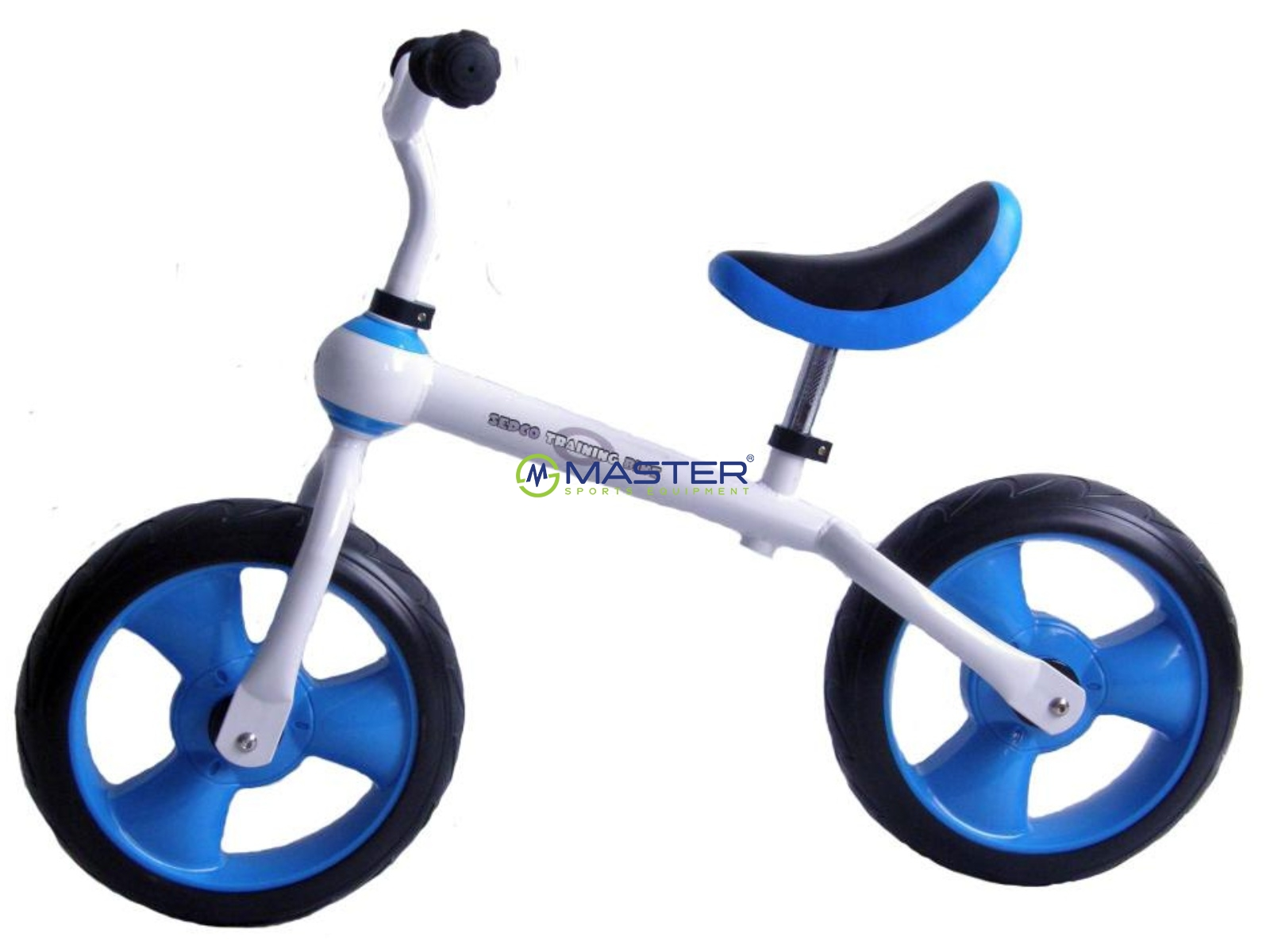b0b3a30ba Detské odrážadlo SEDCO Training Bike - modré | NAJLACNEJSISPORT.SK