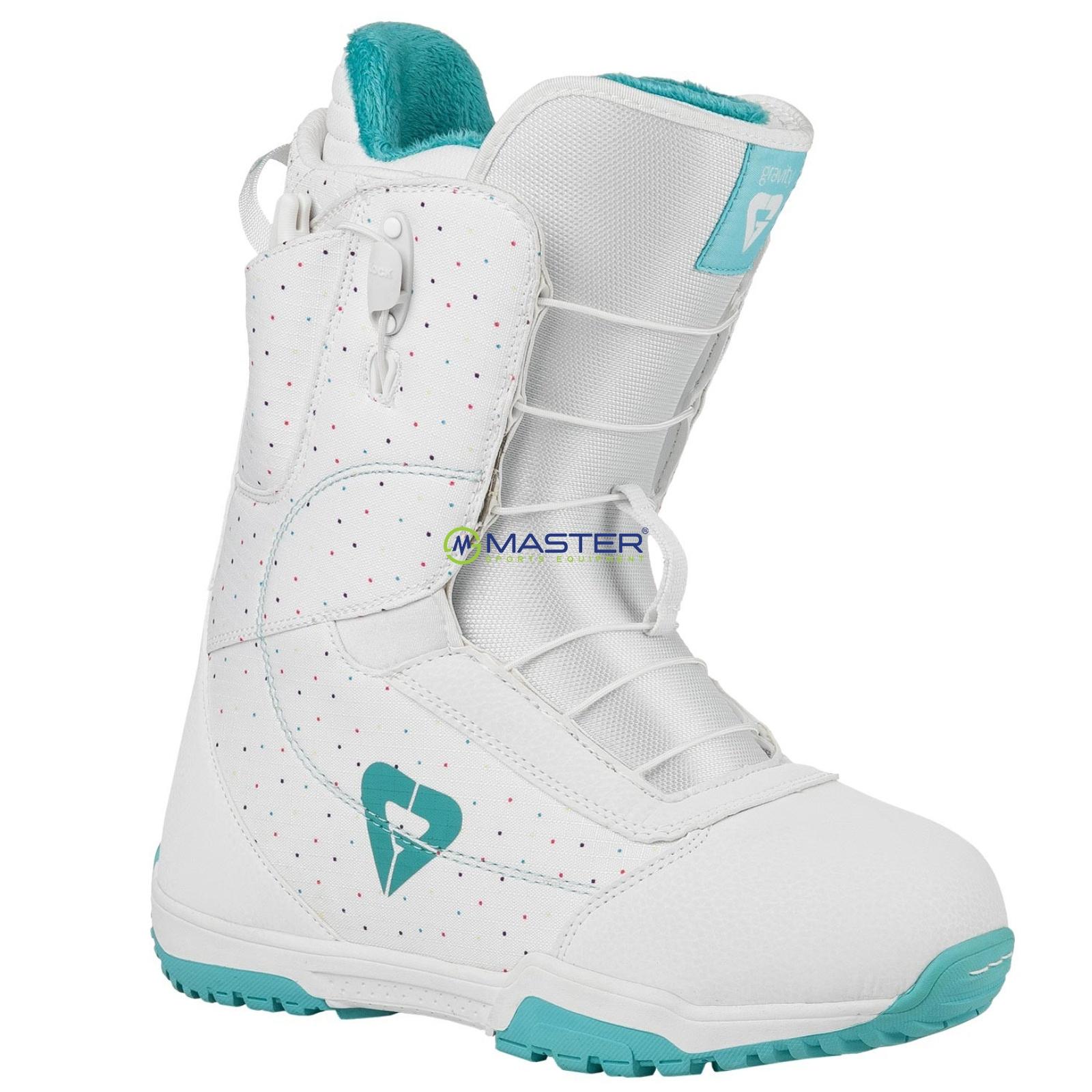 Topánky na snowboard GRAVITY Aura Fast Lace dámske - veľ. 38 798efd25cd8