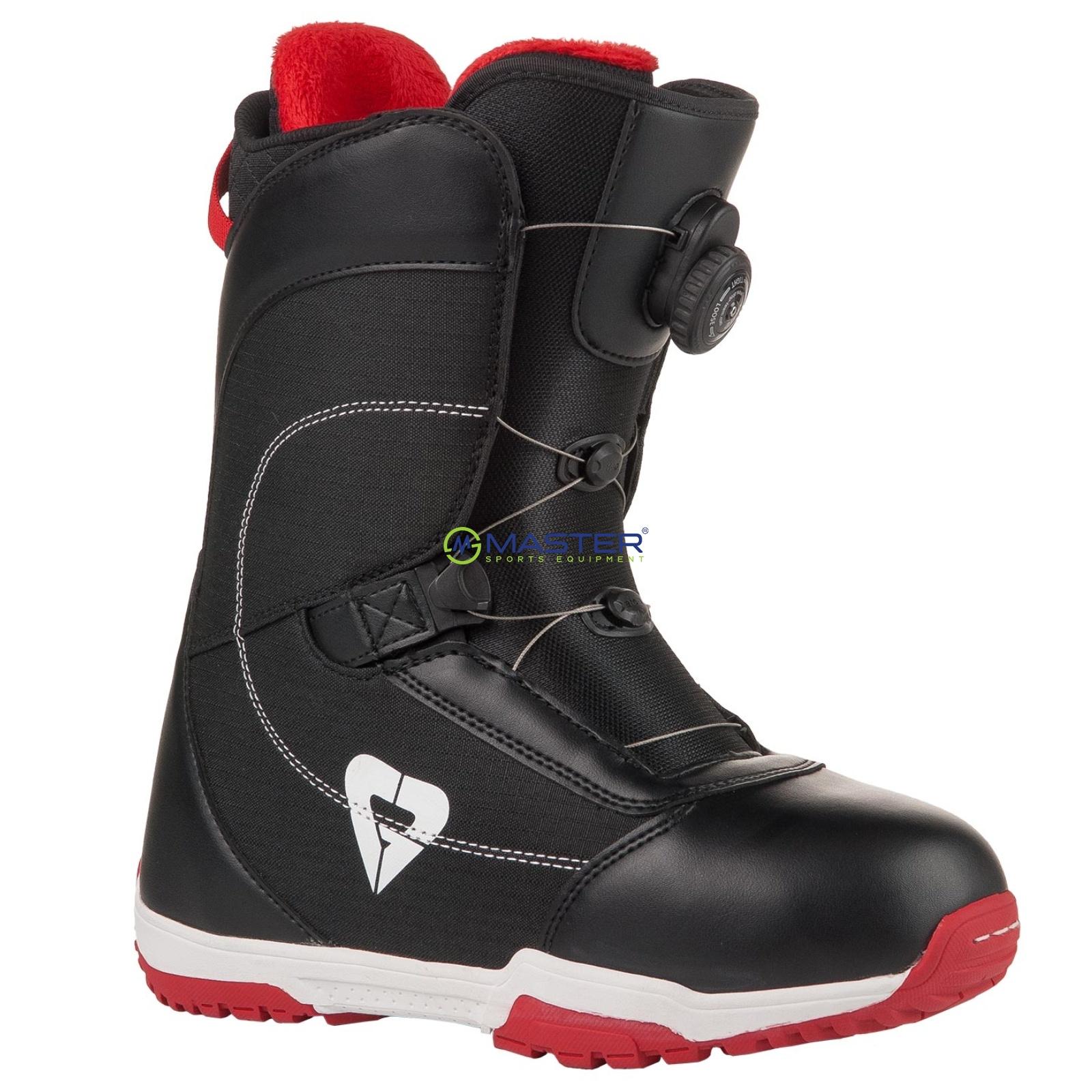 a32736a12 Topánky na snowboard GRAVITY Aura Atop dámske - veľ. 41 ...