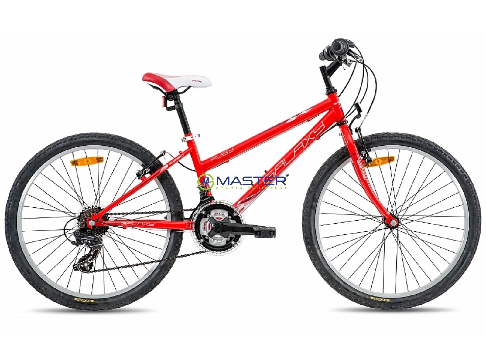 Detský bicykel GALAXY Ruby 24
